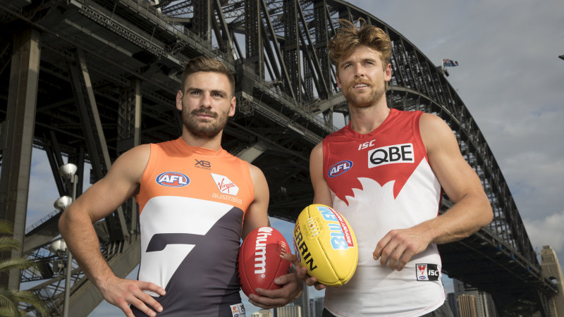Swans, Giants keen on crowds for late-season AFL derby