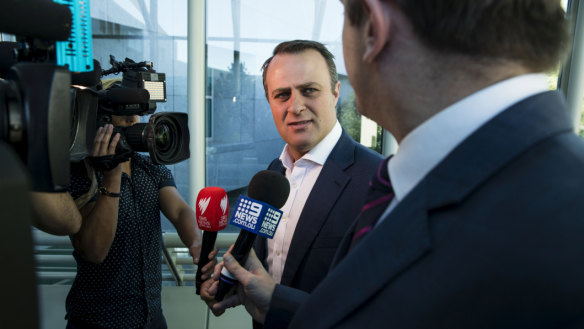 Labor refers Tim Wilson to privileges committee, claiming 'contempt of the House'