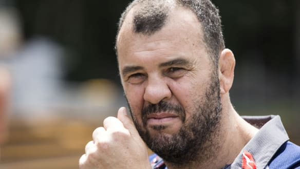 'We think there's potential': RA board unmoved in support of Cheika