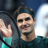 'Good to be back': Federer returns from year-long lay-off with Doha win