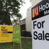 Property prices return to growth for first time since April, Melbourne values fall further