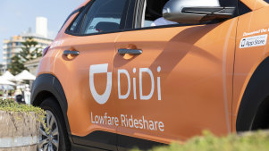 Didi shares tumbled almost 30 per cent in pre-market trading on Wall St.