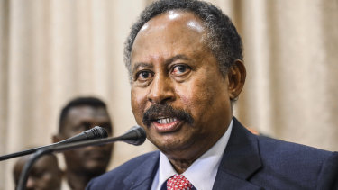 Sudan's Prime Minister Abdalla Hamdok was arrested in an apparent military coup.