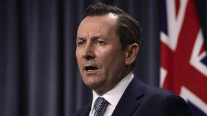 Kirkup slams McGowan over plan to quarantine West Australians in immigration detention centres