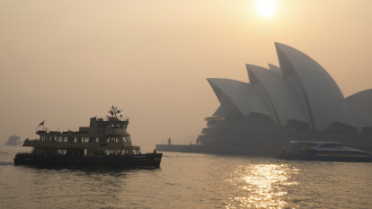 How bad is bushfire smoke for your health?
