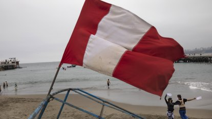 Chinese fishing fleet off Peru stirs up diplomatic waters