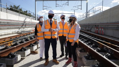 WA's biggest rail project to be nearly two years overdue after more delays