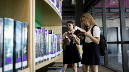 Cutting school electives 'an entry point' to decluttering curriculum