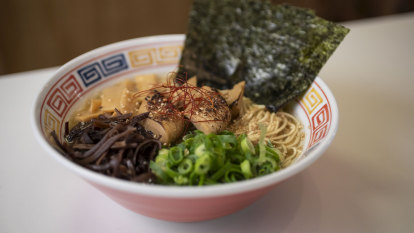 With its vegan menu, Lonely Mouth has the seal of approval from Japan
