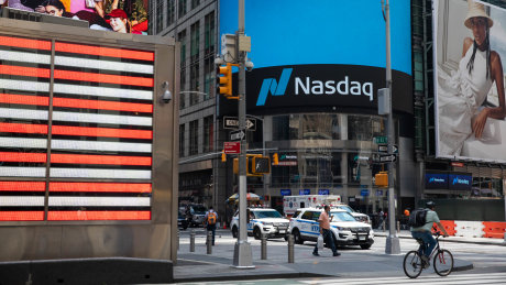 A surge in consumer prices has unnerved investors on the Nasdaq and other markets.