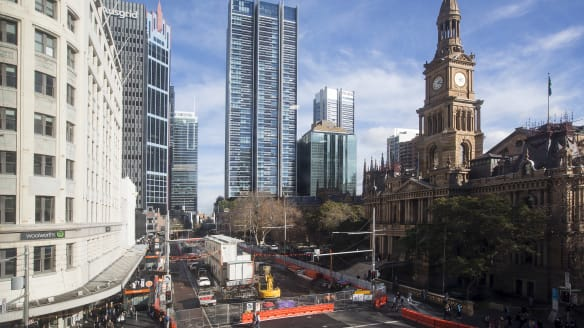 Penalties for delays to light rail capped, inquiry hears