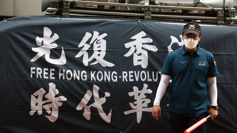 Australia's response to Hong Kong mixes compassion and self-interest – Sydney Morning Herald