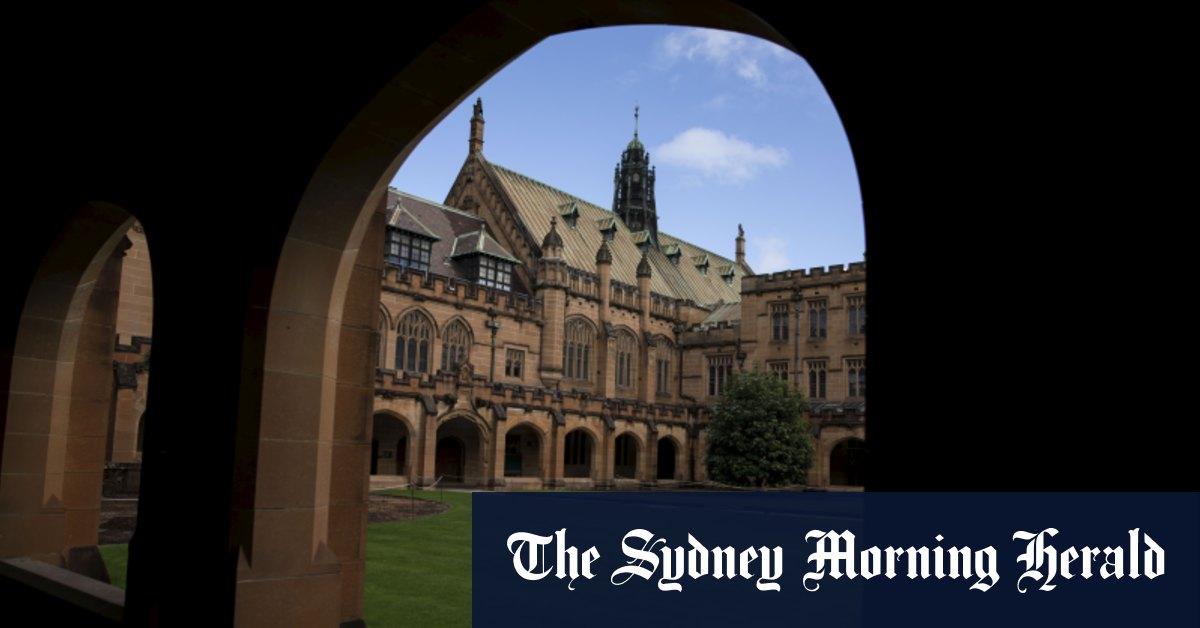 Coronavirus Australia University Of Sydney Academics Fear Job Cuts As Covid 19 Woes Deepen