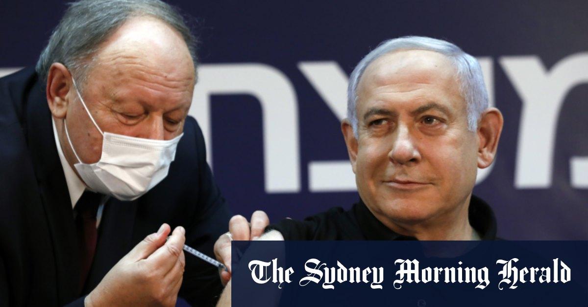 Israel freezes vaccine diplomacy