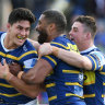 Eels on course for finals after hard-fought win over Dragons