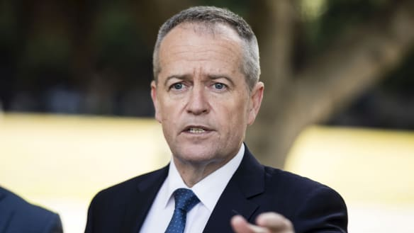 Labor to vote for $3.2 billion plan to bring forward tax cuts for small business
