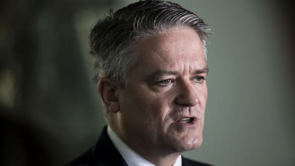 Cormann holds firm after Fair Work urges APS bargaining policy change