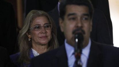 Maduro says authorities foiled plot to kill Venezuela's first couple