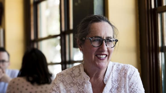 Going with gut instinct: Lunch With literary agent Fiona Inglis