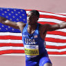 World 100m champion Christian Coleman to miss Olympics after ban