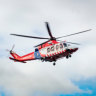 Two injured in helicopter crash in regional Victoria