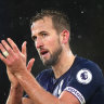 Harry Kane can't guarantee Tottenham stay