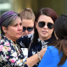 'No last I love you': victim's daughter speaks at Qld's first industrial manslaughter sentencing