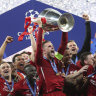 Liverpool champions of Europe once more, dashing Tottenham's dream