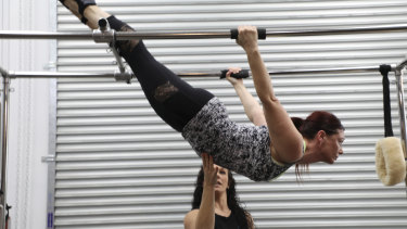 The Pilates Workshop: a one-stop shop.