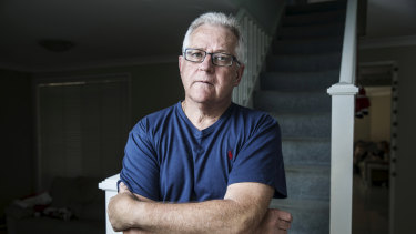 Wayne Metters is a former Westpac staffer who has been in a dispute with the bank about his claim under a total and permanent disability insurance policy with BT.