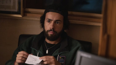 """""""Our viewership just skyrocketed,'' says Ramy Youssef of his award-winning show Ramy."""
