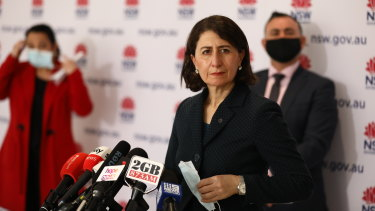 """NSW Premier Gladys Berejiklian has warned repeatedly that October will be """"the worst month for our hospital system"""". Just how much worse remains unclear."""