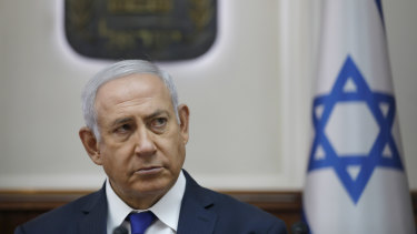 Benjamin Netanyahu has acknowledged that Jordan wanted to exercise its option to end the arrangement.
