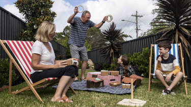 Queensland families will be able to break out of their backyards and go for a picnic with other members of their household.