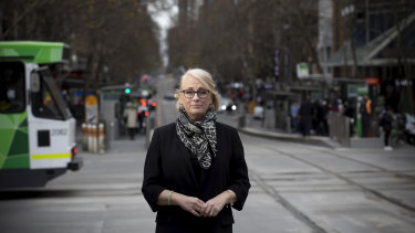Lord mayor of Melbourne Sally Capp says the new lockdown will spell disaster for many businesses.