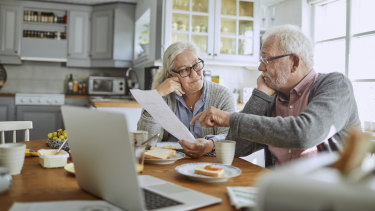 Participants must be of pension age and put up a property as security for the reverse mortgage.