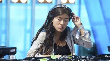 DJ, musician and filmmaker Jennifer Loveless.