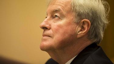 A second complaint has come to light concern outgoing public service boss John Lloyd.