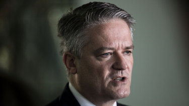 Finance Minister Mathias Cormann said funding remote housing is a state obligation.