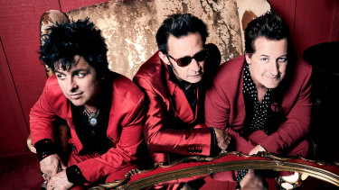 Green Day will be back in Australia in November, playing with Fall Out Boy and Weezer.