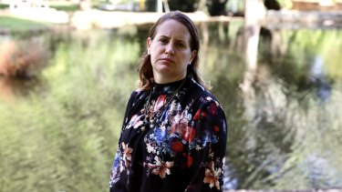 Former Matthew Hughes staffer Janelle Sewell.
