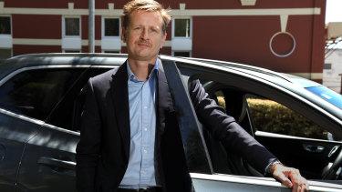"Pilbara Minerals CEO Ken Brinsden says 2020 was a ""tale of two halves""."