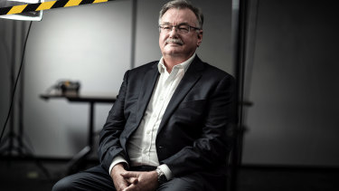 As icare CEO, John Nagle ran the NSW workers' compensation scheme.