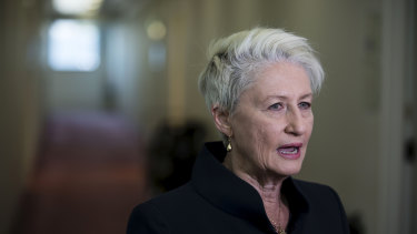 Kerryn Phelps says My Health Record could lead to a 'malpractice nightmare'.