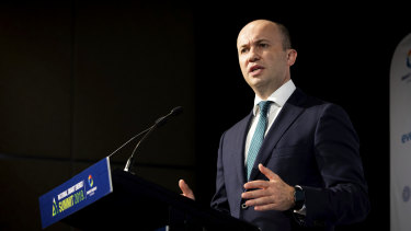 Environment Minister Matt Kean says Sydney's bushfires and smoke must be a catalyst for change.