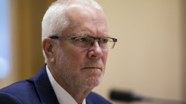 MYOB chairman Justin Milne said Mr Reed is a great leader.