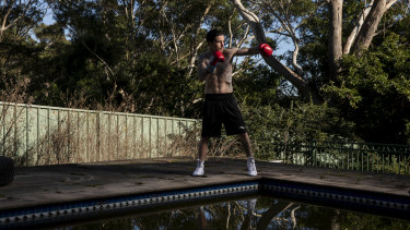 Sydney boxer George Kambosos is one fight away from a major world title bout.