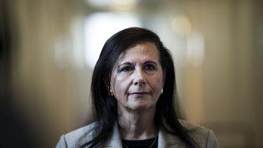 Former minister Concetta Fierravanti-Wells.