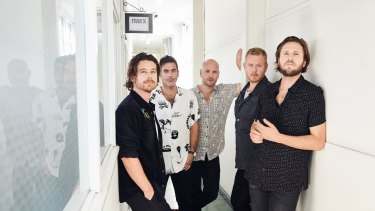 The band will perform at Sydney's Enmore Theatre on August 17.