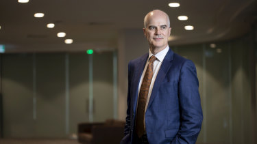 Medibank CEO Craig Drummond fronted investors at the company's AGM on Thursday.